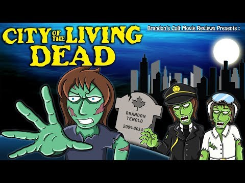 Brandon's Cult Movie Reviews: CITY OF THE LIVING DEAD (RE-UPLOAD)