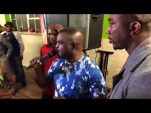 OBESERE SPOILT MANCHESTER FANS WITH OLD SCHOOL TUNGBA (06-04-2018)