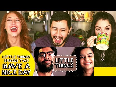 Little Things | Episode 2 | Reaction | Stacy Howard & Kiana Madani!