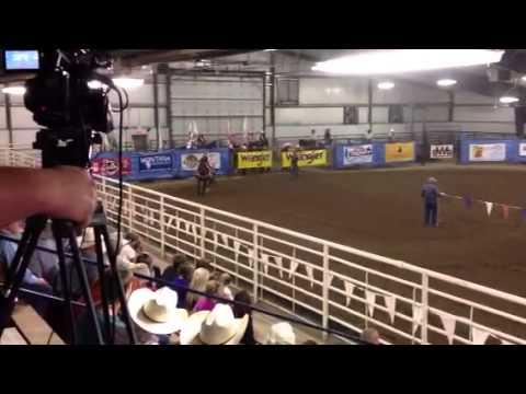 Payton trick riding in bowman