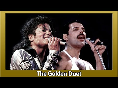 queen & michael jackson - there must be more to life than this