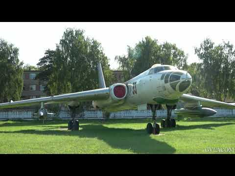 Monino Russian Air Force Museum...