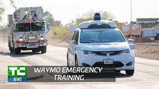 Waymo recently put its new self-driving Pacifica minivans to a different kind of test. Arizona's Chandler Police and Fire departments lent their emergency vehicles to help Waymo's cars gain some key knowledge. Dealing with emergency vehicles, like police cars and ambulances, is a key challenge for autonomous cars. Waymo was able to gather data as emergency cars passed, tailed and drove near its vans. The vans are now much better able to detect police, fire and medical emergency vehicles – potentially before humans could do the same.