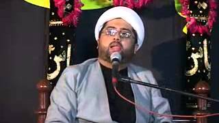 01 Maulana kumayl mehdavi Muharram 1436 / 2014