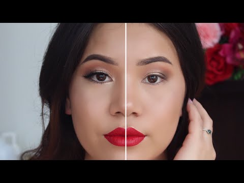 (Makeup for Mangolian eyes / Makeup for Small hooded eyes / mamTa - Duration: 5 minutes, 55 seconds.)