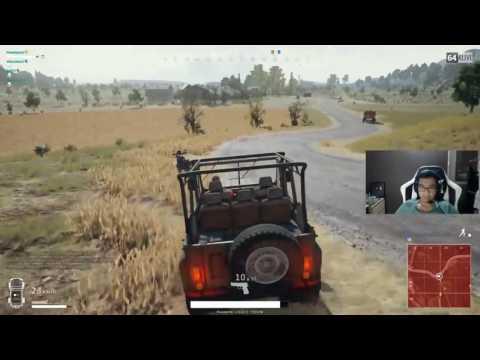 Pewpew biểu diễn kỹ năng lái xe