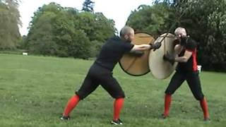 Video Sword & Shield Fighting with Roland Warzecha MP3, 3GP, MP4, WEBM, AVI, FLV Juli 2018