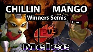 Pound 5.5 – MioM | Mango (Captain Falcon) Vs. Chillindude829 (Fox)