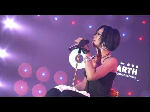 Rihanna - Unfaithful (Live Earth 2007)