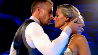 Video Denise Van Outen & James Waltz to 'With You I'm Born Again'- Strictly Come Dancing 2012 - BBC One MP3, 3GP, MP4, WEBM, AVI, FLV September 2018