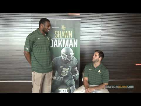 Shawn Oakman Interview 7/22/2014 video.