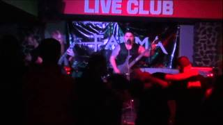 Video FAMMA - Intro/Ghost Whisper /Live Club Humenné 27.09.2014/