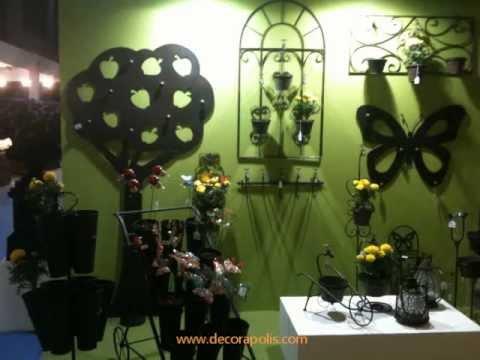Hidalgo decoracion videos videos relacionados con - Feria decoracion madrid ...