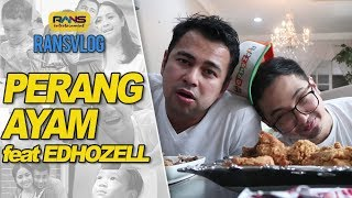 Video TANTANGAN JAGONYA AYAM feat. EDHOZELL MP3, 3GP, MP4, WEBM, AVI, FLV Juli 2018