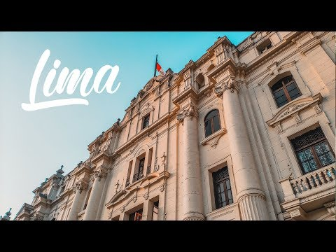 Discover the charming city of Lima in Peru - Travel guide