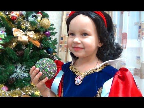 Алиса в костюмах ПРИНЦЕСС ДИСНЕЯ Disney Princess costume Развлечения для детей на праздник (видео)