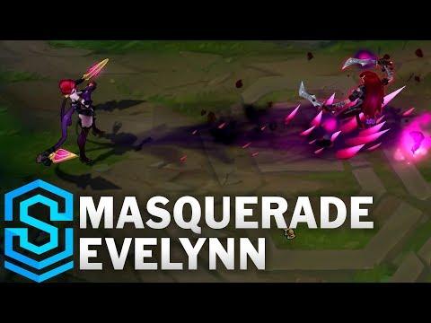 Evelynn Dạ Vũ - Masquerade Evelynn