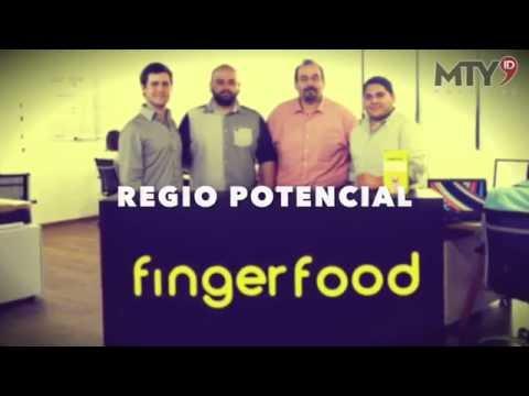 FingerFood: Una Regia Aplicación