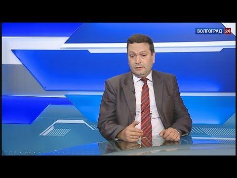 Виталий Земцов, председатель комитета транспорта и дорожного хозяйства Администрации Волгограда