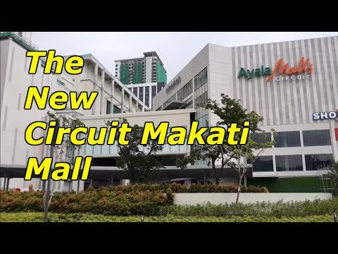 CIRCUIT MAKATI new open mall and entertainment complex! 2019 vlog tour, Philippines