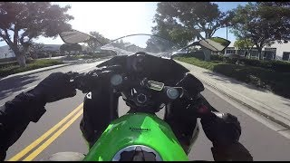 5. 2018 Kawasaki Ninja 400 - MC Commute