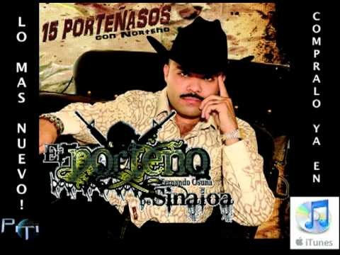 El Porteño De Sinaloa Lo Mas Nuevo 2010 Mix 1