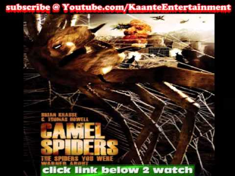 camel spiders 2012 movie