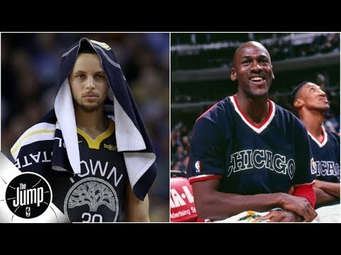 Video: How the Steph Curry experience is a lot like Michael Jordan's Bulls | The Jump