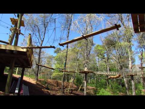 A look at the new Adventure Park in Sandwich
