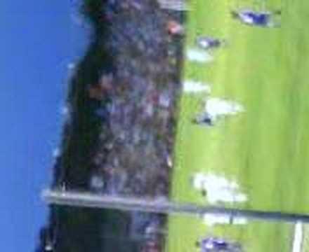 Gol de penal de M'Bami