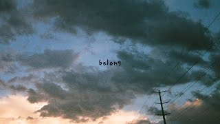gnash - belong ft. DENM (official audio) Video