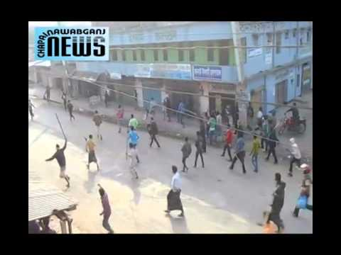 Video Chapainawabganj Kansat clash police v 20 party 05 01 2015 download in MP3, 3GP, MP4, WEBM, AVI, FLV January 2017