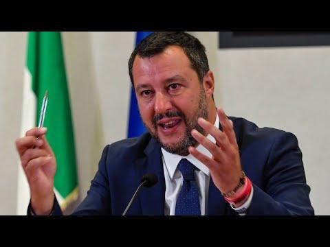 Italien: Salvini erklärt Zusammenarbeit von Lega und  ...