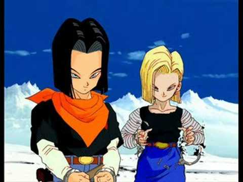 DBZ - Android 17 & 18