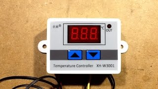 A quick look at the programming and circuitry of a common and very simple Chinese thermostat module. The module is designed ...