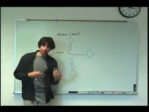 Lewis Structures Advanced Concept