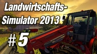 Landwirtschafts-Simulator 2013 - Walkthrough-Interview mit Giants Software - Teil 5