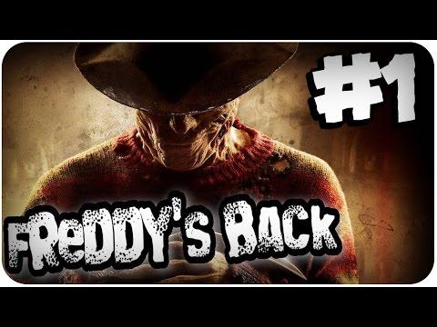 FREDDYS BACK! [1] A Nightmare On Elm Street RPG Horror Game