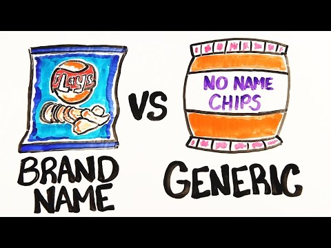 Brand Name vs Generic