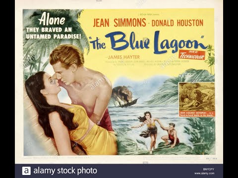 The Blue Lagoon  - drama - romantic - 1949 - clip