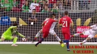 El Camino De La Selección Chilena Para La Copa Centenario 2016   Goles
