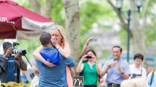 Video Bryant Park Flash Mob Proposal MP3, 3GP, MP4, WEBM, AVI, FLV Juni 2019