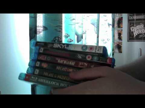Massive Blu-Ray Unboxing:Update *HD*