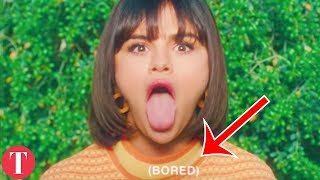 "Video The Hidden Truth Behind Selena Gomez ""Back To You"" Music Video MP3, 3GP, MP4, WEBM, AVI, FLV Juni 2018"