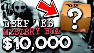 Video Buying $10,000 Mystery Box from the Deep Web (MUST WATCH) MP3, 3GP, MP4, WEBM, AVI, FLV Oktober 2018