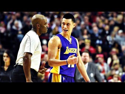 Jeremy Lin林書豪 ~Lakers vs Timberwolves 湖人vs灰狼