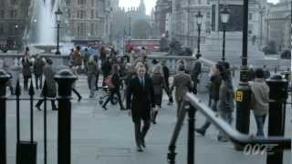Skyfall - London Videoblog