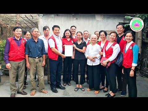 Chi hội Tình Người khảo sát xây Nhà Chữ thập đỏ 5 Huyện quanh Thành phố Hà Nội ngày 4/12/2018