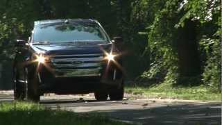 2012 Ford Edge - Drive Time Review With Steve Hammes