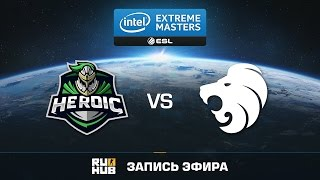 Heroic vs North - IEM Katowice - Group B - de_nuke [ceh9, CrystalMay]